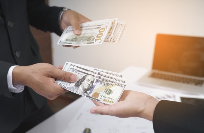 Vay tiền mặt nhanh có hỗ trợ nợ xấu