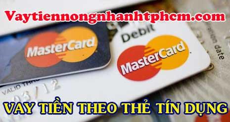 Vay tiền bằng thẻ tín dụng